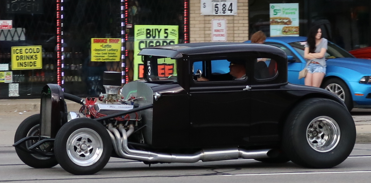 1932 Ford Coupe hotrod