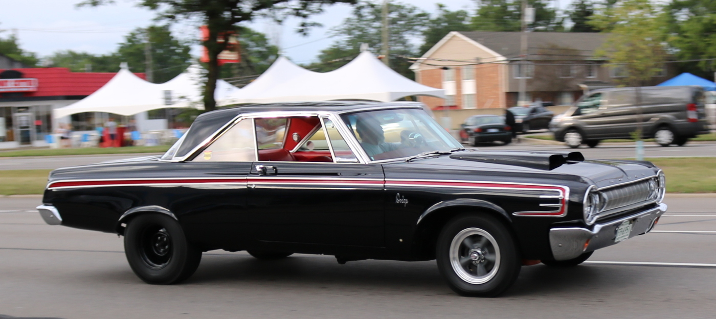 1964 Dodge 440 Hardtop Drag Car