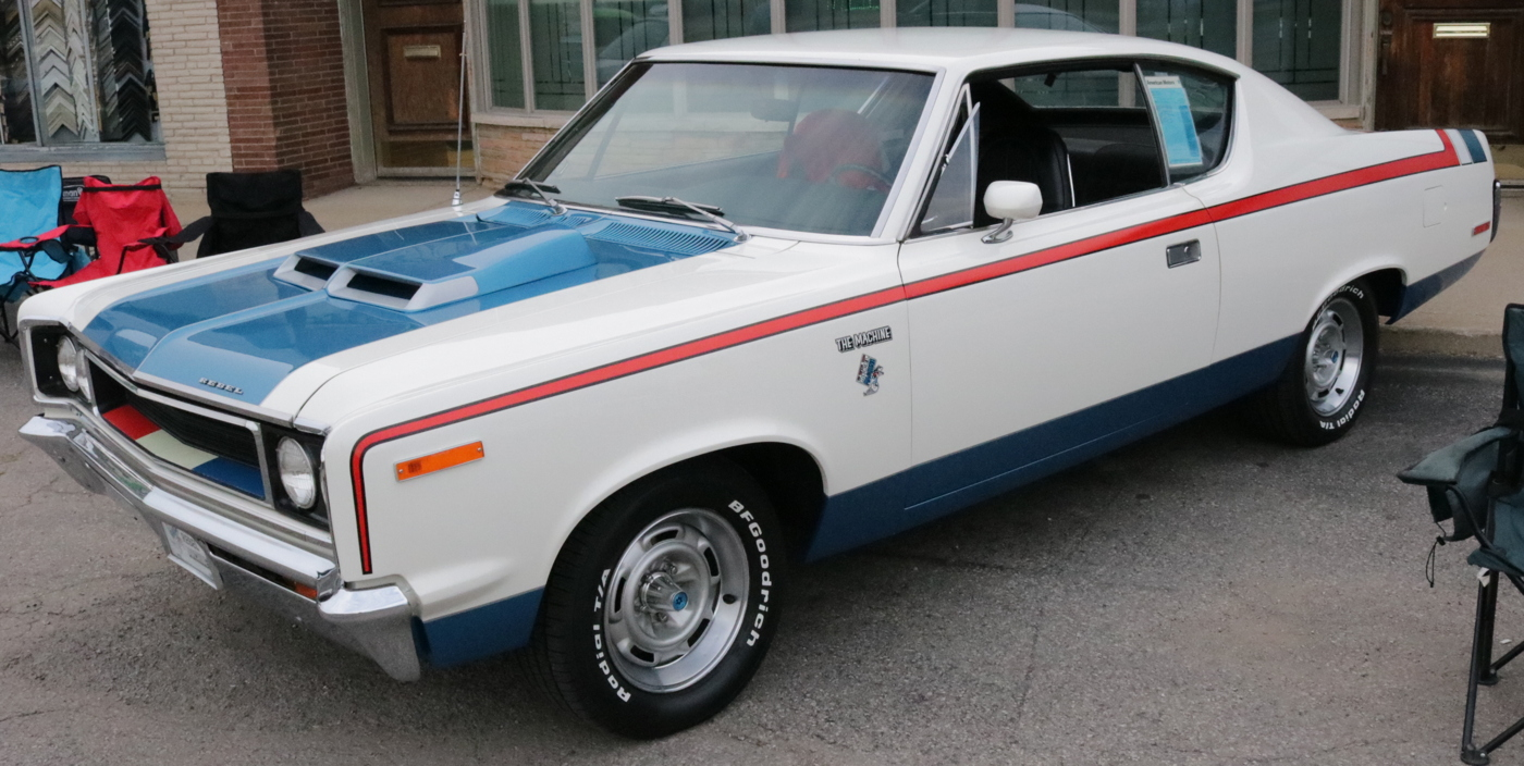 1970 AMC Rebel The Machine