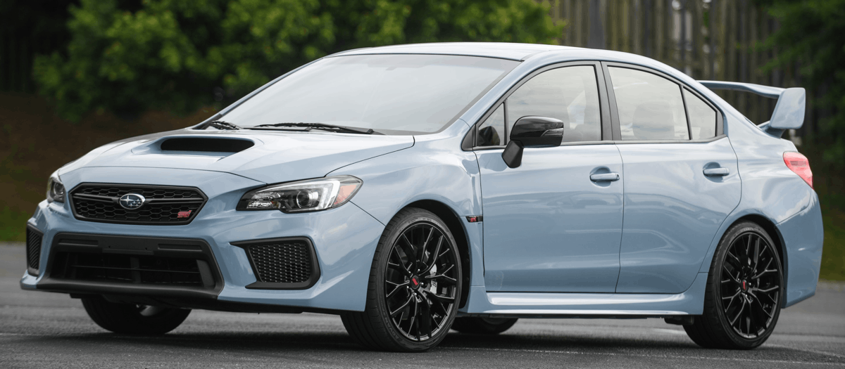 2019 Subaru WRX Series.Gray