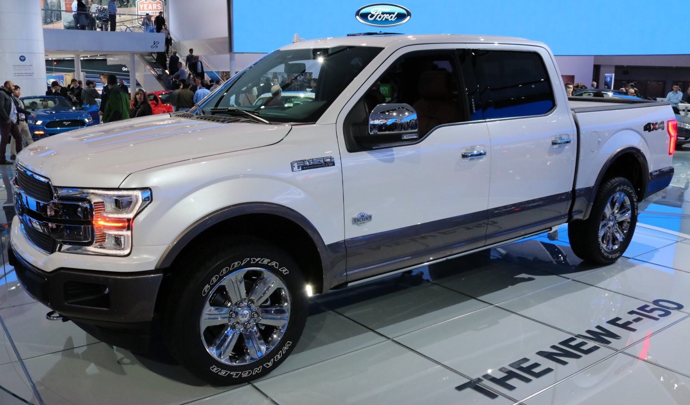 2018 Ford F-150 Super Crew Lariat