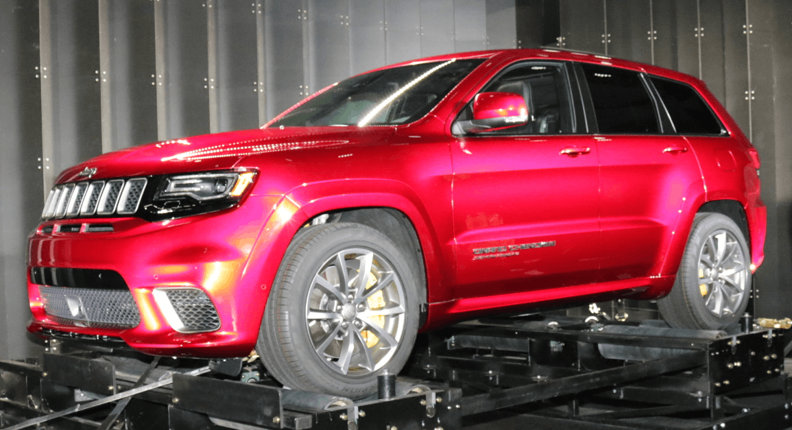 2018 Jeep Grand Cherokee Trackhawk