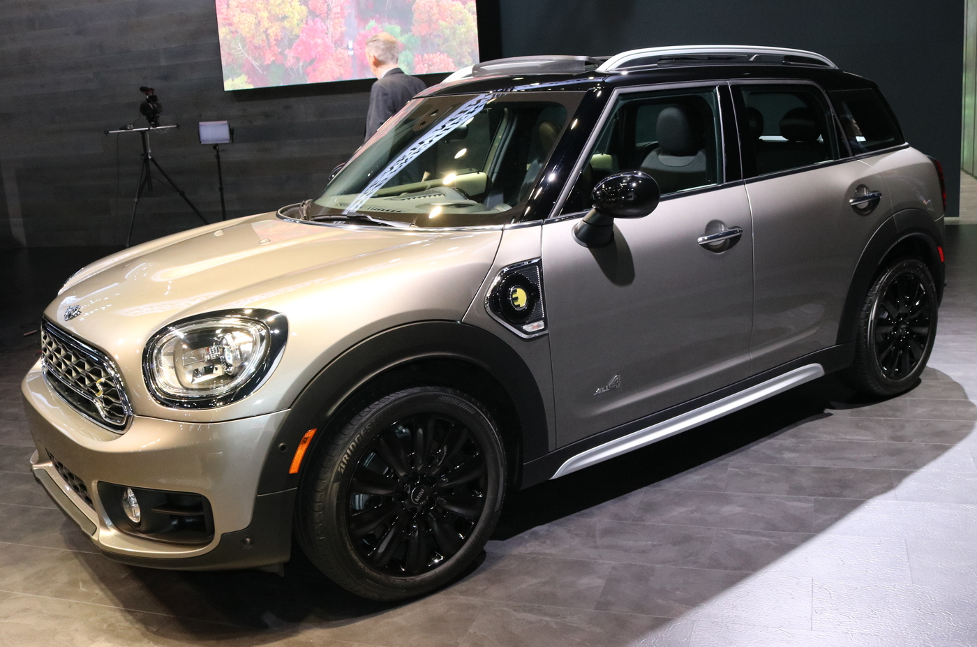 2018 MINI Countryman S E All4