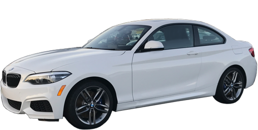 2019 BMW 2 Series Coupe