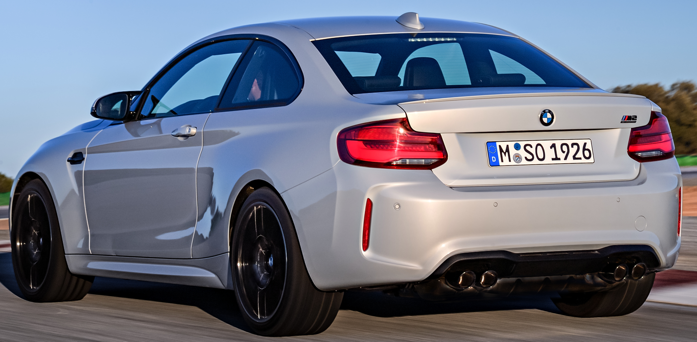2019 BMW M2 Compaetition