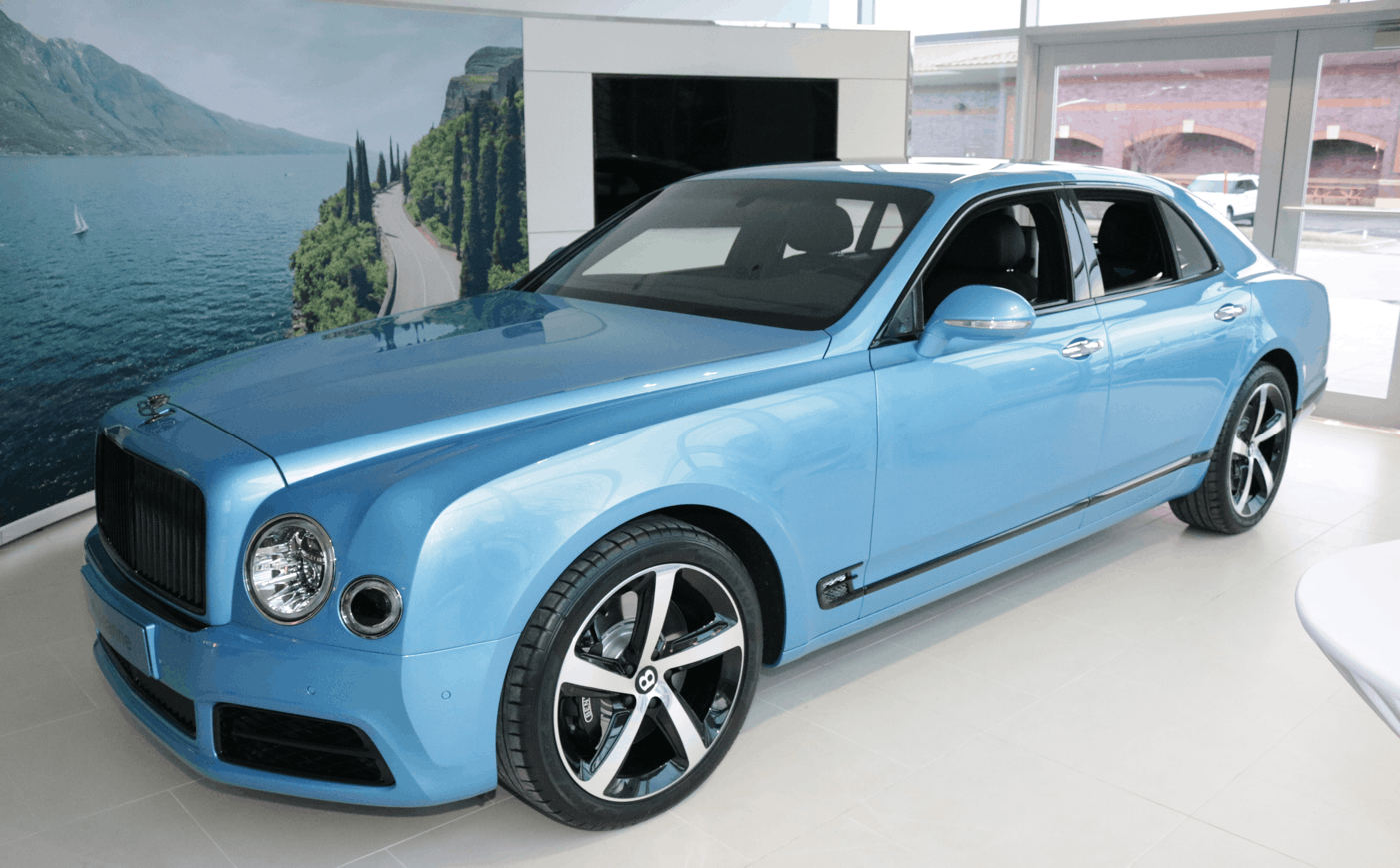 Bentley Mulsanne at STL Motorcars