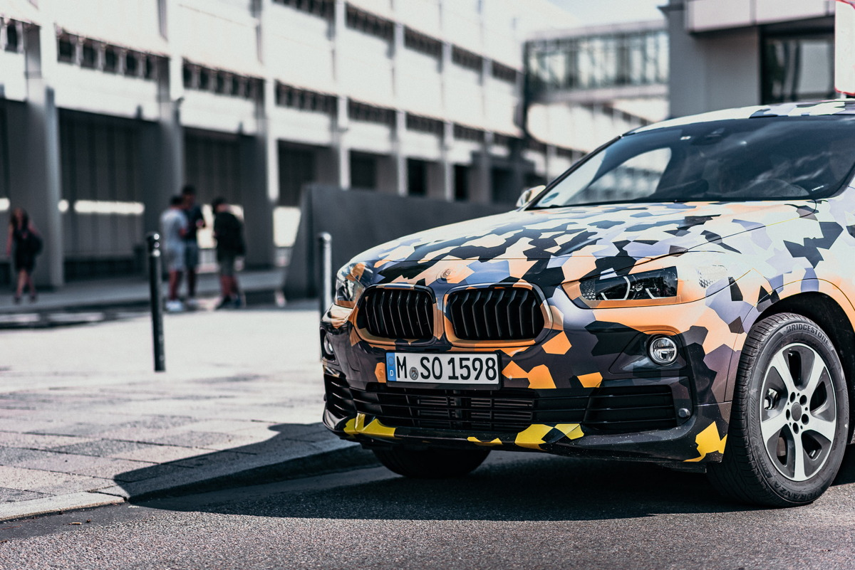 X2 Sport Activity Camouflaged