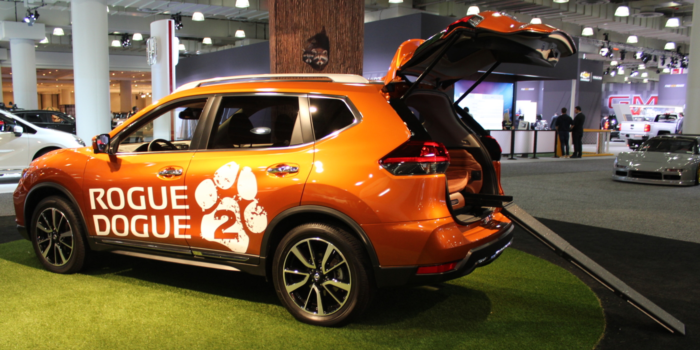 Nissan Rogue Dogue 2 Concept NYIAS