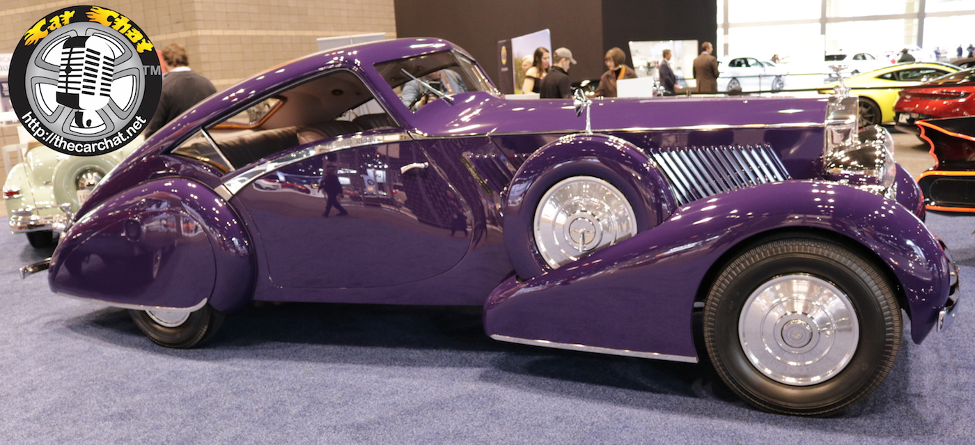Royce Phantom III a