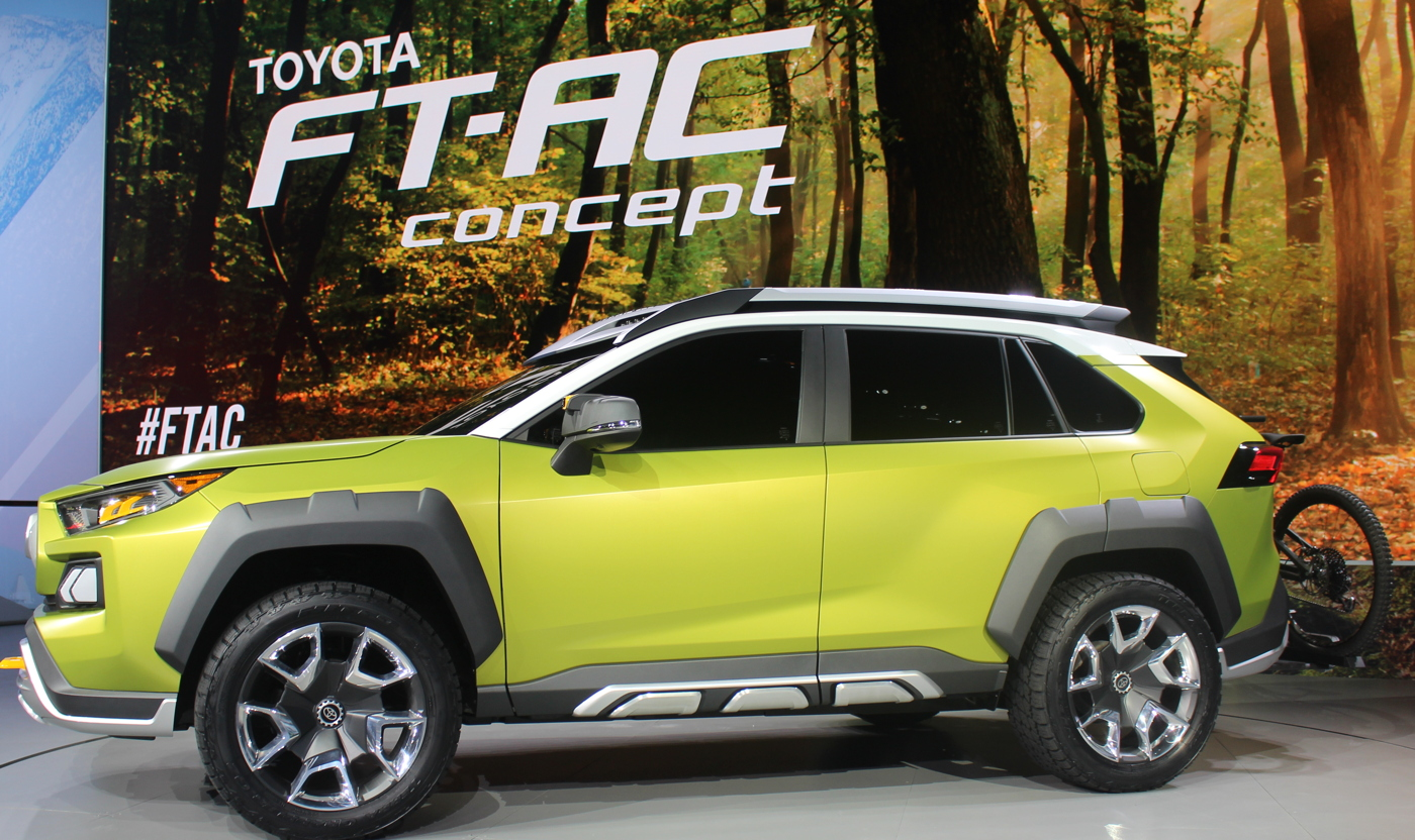 Toyota FT-AC Concept