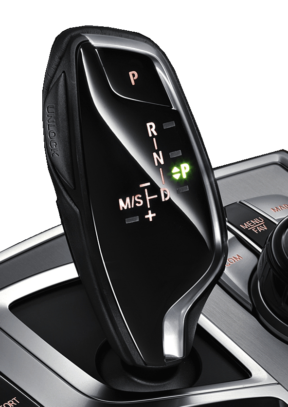 2016 BMW 7 Series Shifter