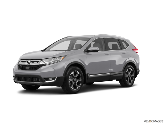 New 2018 Honda CR-V Touring Modern Steel Metallic / Gry Lth