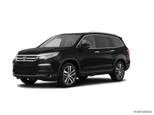 New 2018 Honda Pilot Touring Black / Blk Lth-Trimmed Seats