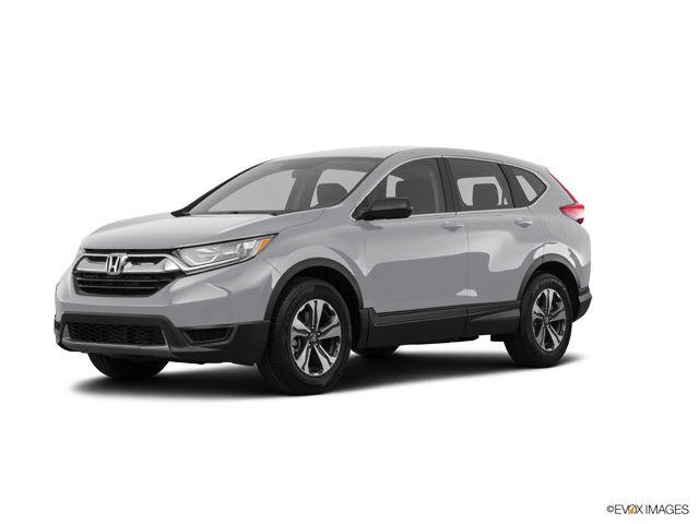 New 2018 Honda CR-V LX Lunar Silver Metallic / Gry