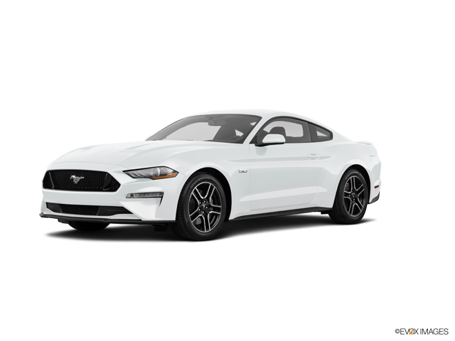 New 2018 Ford Mustang GT Fastback