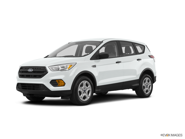 New 2018 Ford Escape SEL 4WD SEL