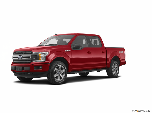 New 2018 Ford F-150 4WD SuperCrew 5.5' Box w/5.0L V8 Lariat