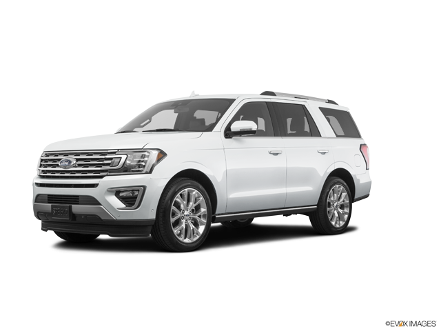 New 2018 Ford Expedition Max PLATINUM 4X4 Platinum